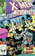 X-Men and the Micronauts (1984) 2