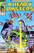 Transformers Headmasters (1987) 2