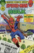 Amazing Spider-Man and the Incredible Hulk Denver Post Giveaway (1982) 1
