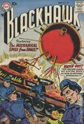 Blackhawk (1944 1st Series) 124