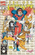 New Mutants (1983 1st Series) 100GOLD