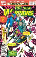 New Warriors (1990 1st Series) Annual 2