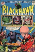 Blackhawk (1944 1st Series) 205