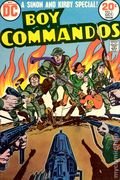Boy Commandos (1973 2nd Series) 1