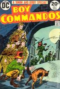 Boy Commandos (1973 2nd Series) 2