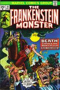 Frankenstein (1973 Marvel) 10