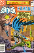 Brave and the Bold (1955 1st Series DC) 157