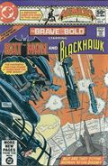 Brave and the Bold (1955 1st Series DC) 167