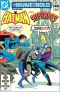 Brave and the Bold (1955 1st Series DC) 192