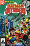 Batman and the Outsiders (1983 1st Series) 2