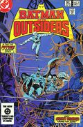 Batman and the Outsiders (1983 1st Series) 3