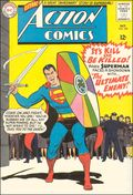 Action Comics (1938 DC) 329