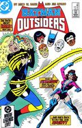 Batman and the Outsiders (1983 1st Series) 20