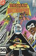 Batman and the Outsiders (1983 1st Series) 21