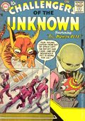 Challengers of the Unknown (1958 DC 1st Series) 1