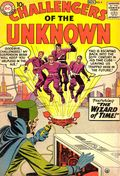 Challengers of the Unknown (1958 DC 1st Series) 4