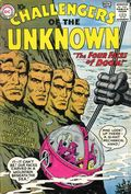 Challengers of the Unknown (1958 DC 1st Series) 10