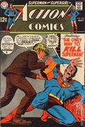 Action Comics (1938 DC) 376