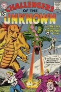 Challengers of the Unknown (1958 DC 1st Series) 19