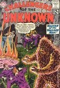 Challengers of the Unknown (1958 DC 1st Series) 27
