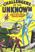 Challengers of the Unknown (1958 DC 1st Series) 30