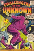 Challengers of the Unknown (1958 DC 1st Series) 36