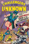 Challengers of the Unknown (1958 DC 1st Series) 45