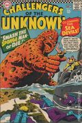 Challengers of the Unknown (1958 DC 1st Series) 51