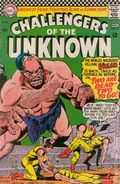 Challengers of the Unknown (1958 DC 1st Series) 52
