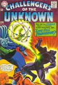 Challengers of the Unknown (1958 DC 1st Series) 58