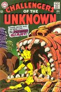 Challengers of the Unknown (1958 DC 1st Series) 59