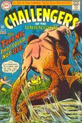 Challengers of the Unknown (1958 DC 1st Series) 60