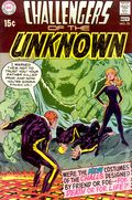 Challengers of the Unknown (1958 DC 1st Series) 70