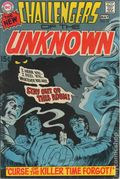 Challengers of the Unknown (1958 DC 1st Series) 73