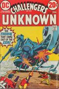 Challengers of the Unknown (1958 DC 1st Series) 80