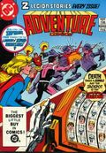 Adventure Comics (1938 1st Series) 496