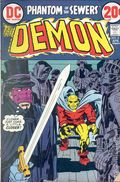 Demon (1972 1st Series) 8