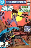 Brave and the Bold (1955 1st Series DC) 188