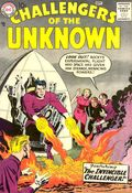 Challengers of the Unknown (1958 DC 1st Series) 3