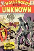 Challengers of the Unknown (1958 DC 1st Series) 6