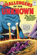 Challengers of the Unknown (1958 DC 1st Series) 9