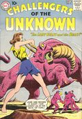 Challengers of the Unknown (1958 DC 1st Series) 15
