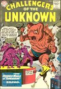 Challengers of the Unknown (1958 DC 1st Series) 18