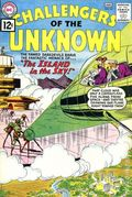 Challengers of the Unknown (1958 DC 1st Series) 23