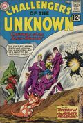 Challengers of the Unknown (1958 DC 1st Series) 25