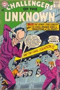 Challengers of the Unknown (1958 DC 1st Series) 39