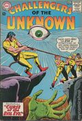 Challengers of the Unknown (1958 DC 1st Series) 44