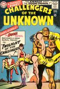 Challengers of the Unknown (1958 DC 1st Series) 48
