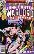 John Carter Warlord of Mars (1977 Marvel) 17
