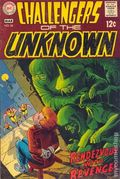 Challengers of the Unknown (1958 DC 1st Series) 66